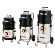 Kerstar ATEX Approved Industrial Vacuum Cleaners KEVA 20, 30 & 45